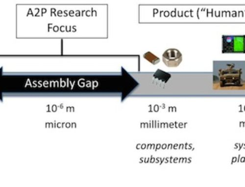 DARPA announces new program on nanoscale assembly and integration