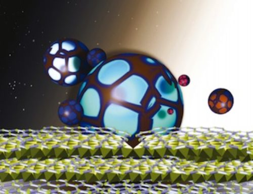 Roles of materials research and polymer chemistry in developing nanotechnology
