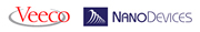 nD and Veeco Logo